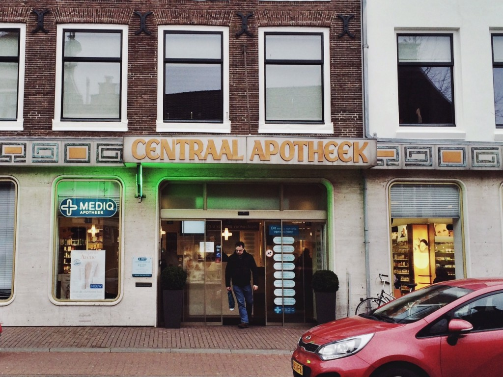 Pharmacies Haarlem 2 - This is Haarlem