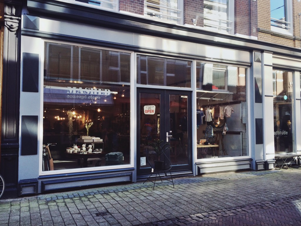 Mashed concept store - This is Haarlem
