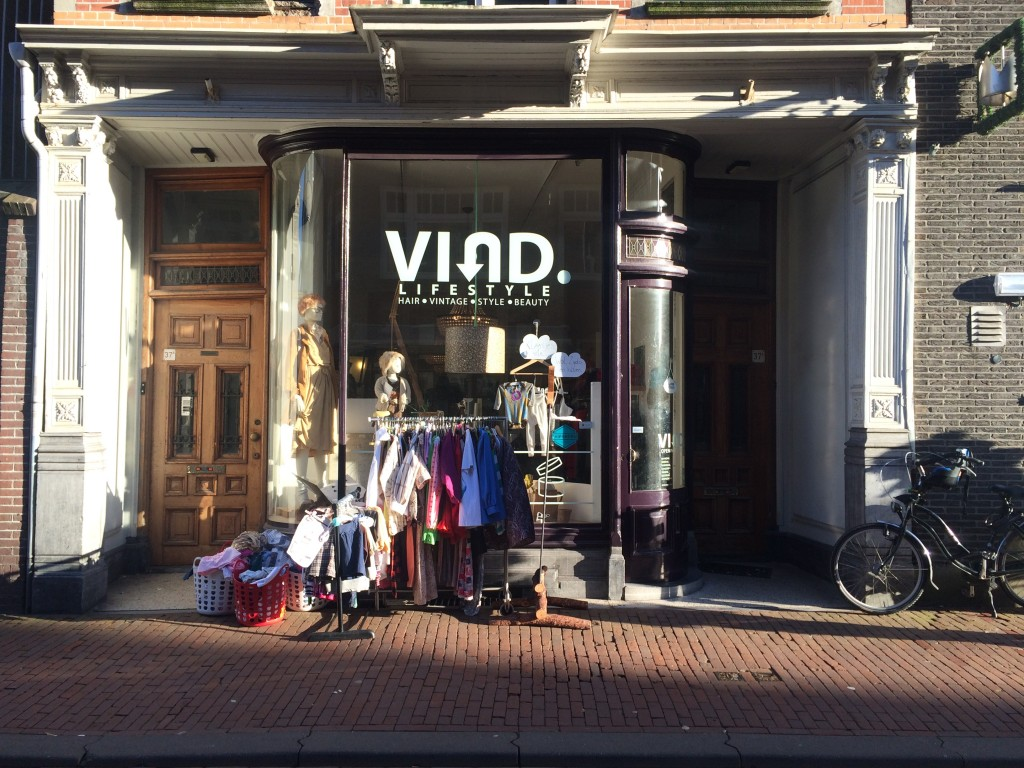 VIND vintage fashion Haarlem - This is Haarlem