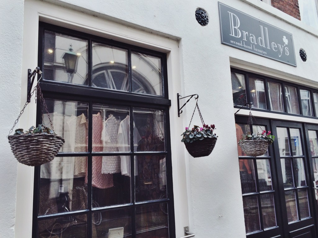 Bradley's vintage fashion Haarlem - This is Haarlem