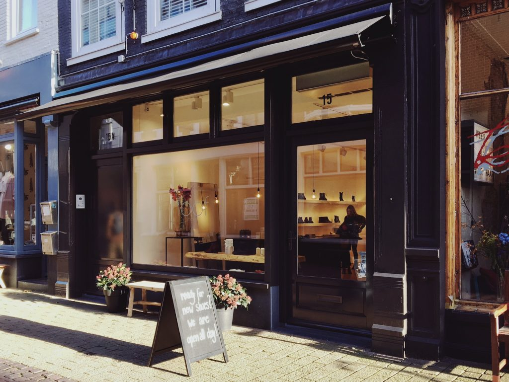 This is Haarlem top 5 best shoe store: Foof Shoes Store